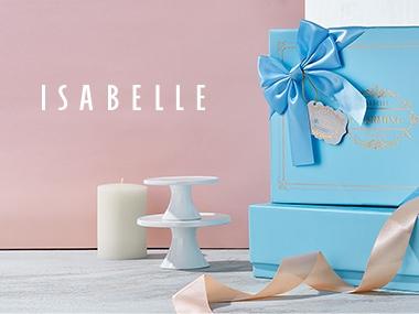 網頁設計案例-伊莎貝爾